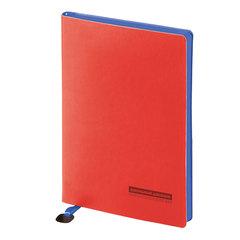 """Дневник для 1-11 классов, обложка кожзаменитель, термотиснение, АЛЬТ, """"MERCURY"""" (красный)"""