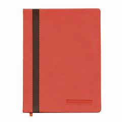 """Дневник для 1-11 классов, обложка кожзаменитель, термотиснение, АЛЬТ, """"MONACO"""" (оранжевый)"""