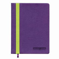"""Дневник для 1-11 классов, обложка кожзаменитель, термотиснение, АЛЬТ, """"Monaco"""" (фиолетовый)"""