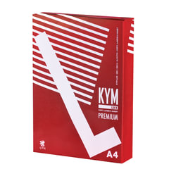 "Бумага офисная А4, класс ""A+"", KYM LUX PREMIUM, 80 г/м2, 500 л., Финляндия, белизна 170% (CIE)"