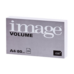 "Бумага офисная А4, класс ""С+"", IMAGE VOLUME, 80 г/м2, 250 л., Финляндия, белизна 146% (CIE)"