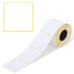 Этикетка ТермоЭко, для термопринтера и весов, 58х60х500 шт. (ролик), светостойкость до 2 месяцев