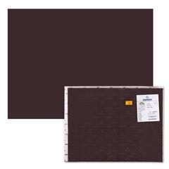 "Бумага (картон) CANSON ""Iris Vivaldi"", А2+, 500х650 мм, 240 г/м2, 2-сторонняя, черная"