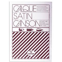 Калька CANSON Microfine, А4, 110 г/м2, 100 листов, белая