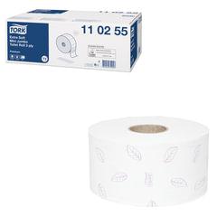 Бумага туалетная 120 м, TORK (Система Т2), комплект 12 шт., Premium, 3-слойная, белая, 110255