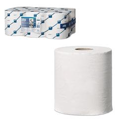 Бумага протирочная/полотенца TORK (M4) Reflex, комплект 6 шт., 150,8 м, с центральной вытяжкой, 473472