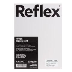 Калька REFLEX А4, 110 г/м, 100 листов, Германия, белая