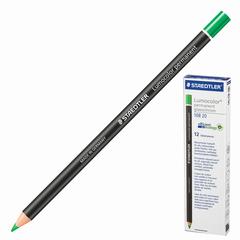 Маркер-карандаш сухой перманентный для любой поверхности, зеленый, 4,5 мм, STAEDTLER (Штедлер, Германия)