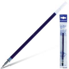 """Стержень гелевый ERICH KRAUSE """"G-Point"""", 129 мм, игольчатый узел 0,38 мм, линия 0,25 мм, синий"""