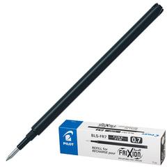 """Стержень """"Пиши-стирай"""", гелевый, PILOT, 111 мм, евронаконечник, узел 0,7 мм, линия 0,35 мм, черный"""