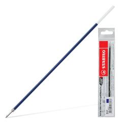 """Стержень шариковый STABILO """"Exam Grade"""", 0,4 мм, к ручке 141584, европодвес, синий"""
