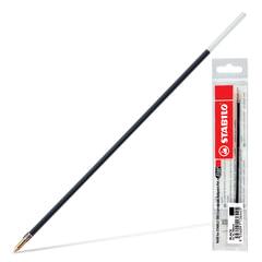"""Стержень шариковый STABILO """"Exam Grade"""", 0,4 мм, к ручке 142119, европодвес, черный"""