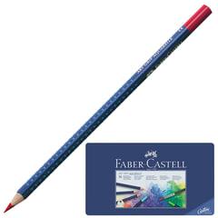 """Карандаши цветные акварельные FABER-CASTELL """"Art Grip Aquarelle"""", 36 цветов, трехгранные, металлическая коробка"""