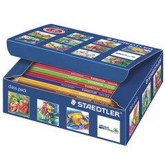 """Карандаши цветные STAEDTLER (Германия) """"Noris Club"""", 12 цветов, 144 штуки, заточенные, class pack"""