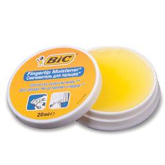"""Гель для увлажнения пальцев BIC (Франция) """"Fingertip"""", 20 г, без запаха"""