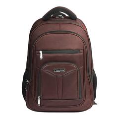 """Рюкзак для школы и офиса BRAUBERG """"Brownie"""", 35 л, размер 46х35х25 см, ткань, коричневый"""