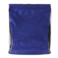 Сумка для обуви BRAUBERG для мальчиков, суперплотная, увеличеннный объем, черная/синяя, 44х37 см