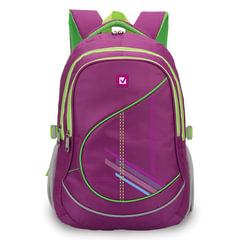 """Рюкзак BRAUBERG (БРАУБЕРГ) для старших классов/студентов/молодежи, """"Крокус"""", 30 литров, 46х34х18 см"""