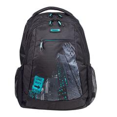 """Рюкзак GRIZZLY для старшеклассников/студентов, """"Скай"""", 25 литров, 31х18х42 см"""