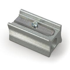 Точилка KOH-I-NOOR, металлическая, прямоугольная, для удлиненного грифеля, в картонной коробке