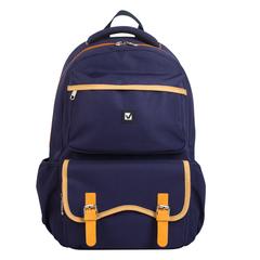 """Рюкзак BRAUBERG (БРАУБЕРГ) для старшеклассников/студентов/молодежи, """"Кардифф"""", 27 литров, 46х31х14 см"""