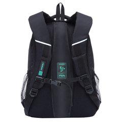 "Рюкзак GRIZZLY для старшеклассников/студентов/молодежи, ""Геометрия"", 28 литров, 32х45х23 см"