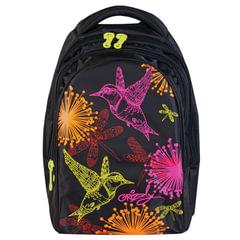 """Рюкзак GRIZZLY для учениц средней школы, """"Пробуждение"""", 25 литров, 28х41х20 см"""