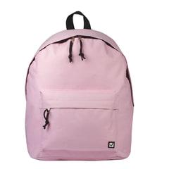 Рюкзак BRAUBERG универсальный, сити-формат, сиреневый, 38х28х12 см