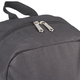 """Рюкзак BRAUBERG для старшеклассников/студентов/молодежи, """"Две полоски"""", черный, 46х32х17 см"""
