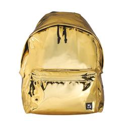 """Рюкзак BRAUBERG молодежный, сити-формат, """"Винтаж"""", светло-золотой, 41х32х14 cм"""