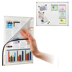Магнитные папки-уголоки BOARDSYS для досок, комплект 5 шт., формат А4, 220х300 мм