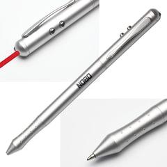 """Указка лазерная NOBO """"4 в 1"""" (указка, стилус, ручка, фонарик) (ACCO Brands, США)"""