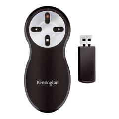 Указка лазерная-презентер KENSINGTON, беспроводная, красный луч, K33374EUB (ACCO Brands, США)