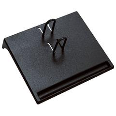 Подставка для календаря малая СТАММ, 175х205х37 мм, черная