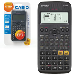 Калькулятор CASIO инженерный FX-82EX-S-EH-V, 274 функции, питание от батареи, 166х77 мм, блистер, сертифицирован для ЕГЭ