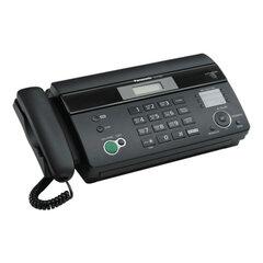 Факс PANASONIC KX-FT984RUB, термобумага (рулон), автообрезка, справочник 100 номеров
