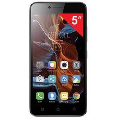 "Смартфон LENOVO VIBE K5 A6020A40, 2 SIM, 5"", 4G, 5/13 Мп, 16 ГБ, MicroSD, серый, пластик"