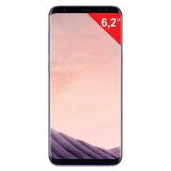"""Смартфон SAMSUNG Galaxy S8+, 2 SIM, 6,2"""", 4G (LTE), 8/12 Мп, 64 ГБ, microSD, """"мистический аметист"""", металл/стекло"""