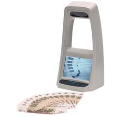 """Детектор банкнот DORS 1100, ЖК-дисплей 13 см, просмотровый, ИК-детекция, спецэлемент """"М"""""""