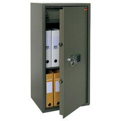 """Сейф офисный VALBERG """"ASM-90T EL"""", 900х440х355 мм, 50 кг, электронный замок, трейзер, крепление к стене, полу"""