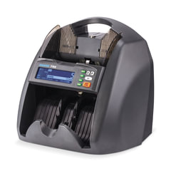 Счетчик банкнот DORS 750, 1500 банкнот/мин, УФ-, магнитная детекция, фасовка