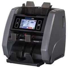 Счетчик-сортировщик банкнот DORS 800 RUB, 1500 банкнот/мин, ИК-, УФ-, магнитная детекция