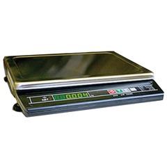 Весы фасовочные МАССА-К МК-15.2-А21 (0,04-15 кг), дискретность 5 г, платформа 340x245 мм, без стойки