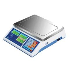 Весы торговые MERCURY M-ER 323C-15.2 (0,05-15 кг), дискретность 2 г, платформа 315х235 мм, без стойки