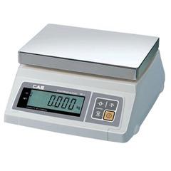 Весы фасовочные CAS SW-20 (0,2-20 кг), дискретность 10 г, платформа 241х192 мм, без стойки