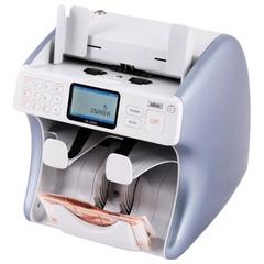 Счетчик/сортировщик банкнот SBM SB-2000S, 3 валюты, 1500 банкнот/минуту, УФ-, ИК-, магнитная детекция