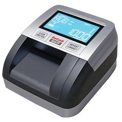 Детектор банкнот DOCASH GOLF, автоматический, RUB, ИК-, магнитная детекция, АКБ