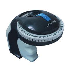 Принтер этикеток DYMO Omega, ленточный, механический, лента 9 мм, клавиатура - кириллица, блистер