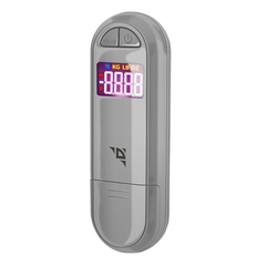 Весы багажные DEFENDER BALANCE LS-01, электронные, максимальная нагрузка 50 кг, серебристые