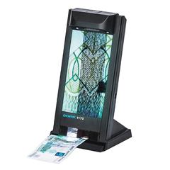 """Детектор банкнот DORS 1170, ЖК-дисплей 18 см, просмотровый, ИК, УФ, антистокс, спецэлемент """"М"""""""